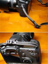 カメラストラップのリングを自作