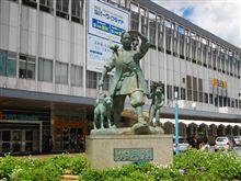 【8月28日】岡山探索してみた。