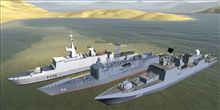 ARMA2 アドオン情報 Frigates, Weapons and Waves