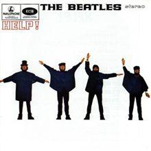 ビートルズの「HELP!」