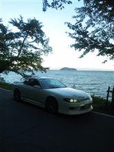 琵琶湖一周とS15の集い