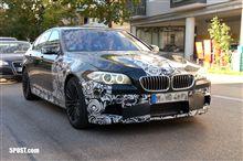 BMW F10 M5?(;´д`)