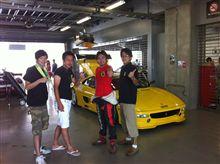 【動画】Ferrari Challenge Cup CM