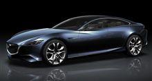 Mazda Shows Shinari Four-Door Sports Coupe Concept