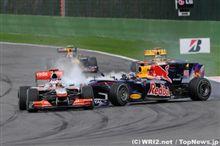 2010 F1 第13戦 ベルギーGP