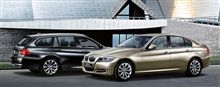 BMW 320iセダン/ツーリング・エクセレンスエディション?(;´д`)