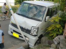 【田中オートサービス】エブリィ事故修理完成