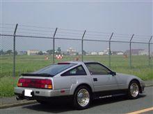 ★アニバで横田基地周辺を!  300ZX・Z31