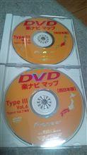DVDナビのナビディスクはすぐに傷だらけ・・・。