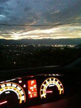 ドライブ(>_<)