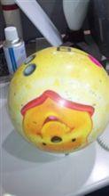 遊び用のボールを作ってみました
