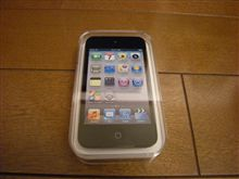 iPod touch 到着!