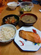 夕ご飯は和食で♪