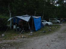 キャンプしてきました