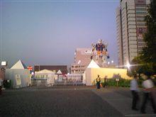 静岡県 JR東静岡駅 静岡ホビーフェア 1/1実物大ガンダム ⑥