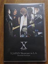 X JAPAN Showcase in L.A.