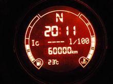 6万キロ走行
