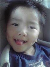 2歳になりました~\(^▽^\)(/^▽^)/わあいっ