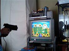 射撃練習ちう…