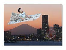 琥太郎横浜の空を飛ぶ!