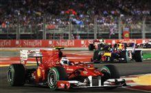 F1 シンガポールGP