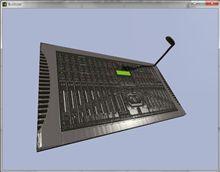 A2Dance DMX Controller WIP