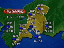 9/28(火)雨の朝~