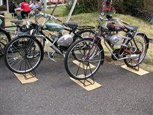 古いバイク(Ⅱ)。