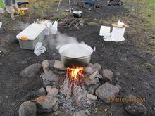キャンプ&芋煮会について 時間