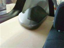 リアスピーカーボード