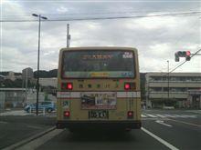 今日のバス①