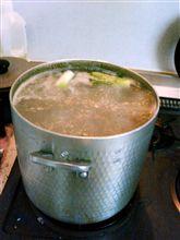 自家製@豚骨スープ