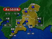 9/30(木)かなり気温が下がってくる模様☆