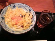 初、丸亀製麺