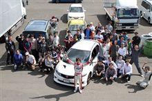 ホンダでワイワイ無事終了!2011FSW7耐レースへ!