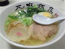 昼は函館ラーメン