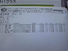 全日本ジムカーナ最終戦