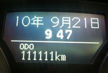 111111km★