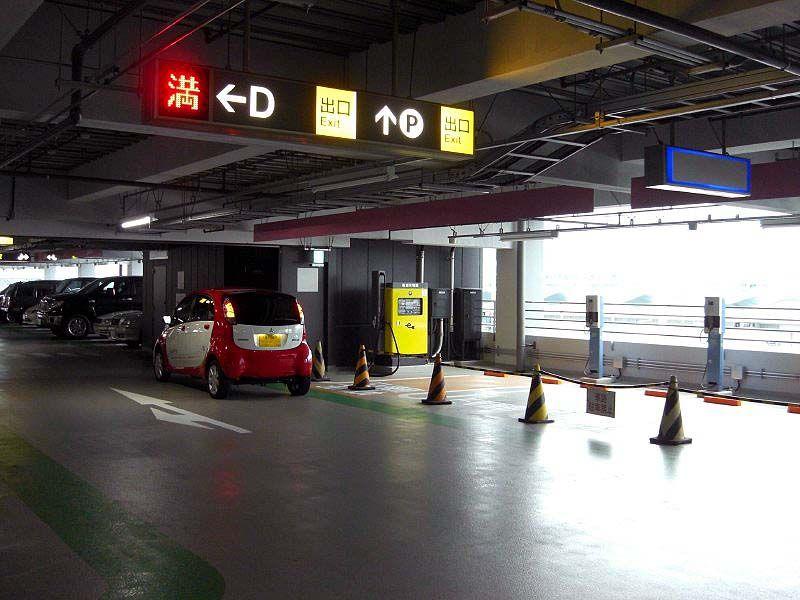 羽田 空港 p4 駐 車場 羽田空港P4予約駐車場!!個室車室を利用してみた件