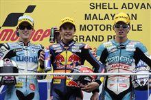 GP125 マレーシアGP セパン 決勝結果