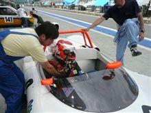 K4GPの耐久レース打ち上げの宴会です!!