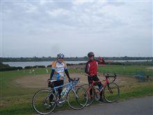 サイクリング@印旛沼