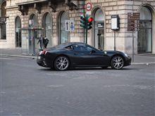 イタリア車のある風景 ローマ編その5