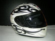 オリジナルデザイン・ヘルメット♪