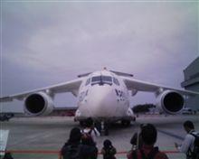 ガウ攻撃、もといXC-2(岐阜基地航空祭にて