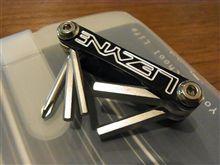 いまどきの自転車工具:LEZYNE