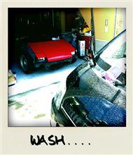 『 WASH・・・』