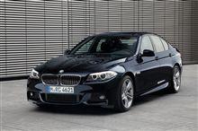 BMW NEW5(F10)シリーズ M-Sports 発売開始?(;´д`)