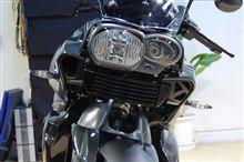 【ラディアス上尾】バイクコーティングも得意です<BMWK1300R>