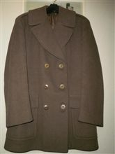 WW2 Regulation Army Officer's Overcoat